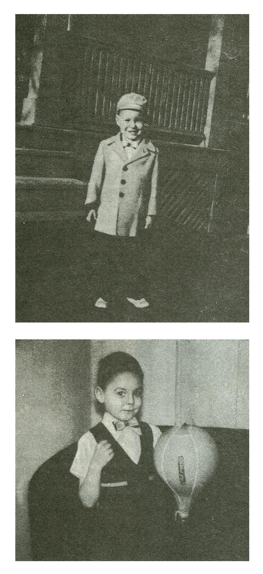 Отец Джерри Смита позволил операторам снимать своего больного шизофренией сына