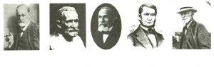 Зигмунд Фрейд 1856-1939 Эмиль Крепелин 1855-1925 Эйген Блейлер 1857-1939 Джон Хьюлингс Джексон 1835-1911 Иван Петрович Павлов 1849-1936